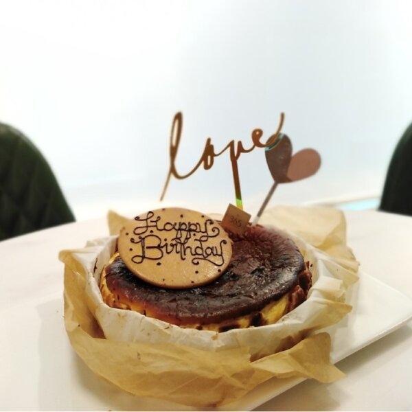Basque Cheesecake Wholecake バスクチーズホールケーキ