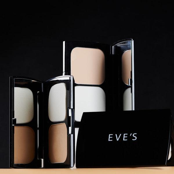 แป้งอีฟส์ EVE' S Glamour Powder แป้งอีฟส์ กันน้ำ กันแดด คุมมัน
