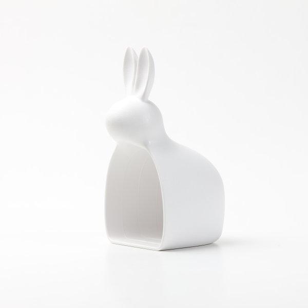 Qualy ถ้วยตวง รุ่นกระต่าย สีขาว