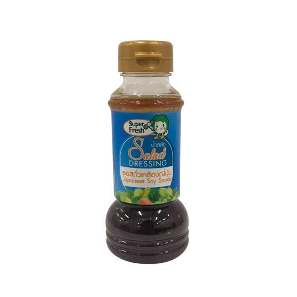 น้ำสลัดรสซอสถั่วเหลืองญี่ปุ่น 200 มล.