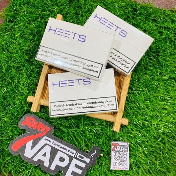 มวนบุหรี่ HEETS Tobacco Sticks for IQOS