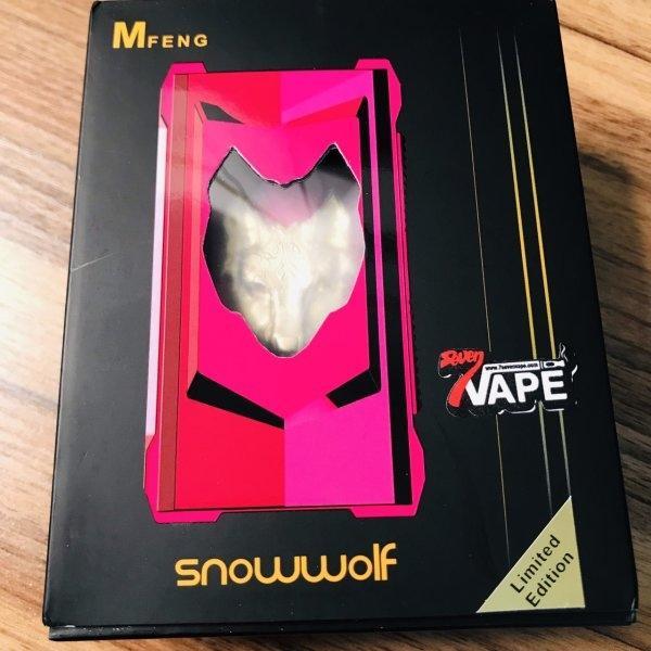 Snowwolf Mfeng 200W Box Mod