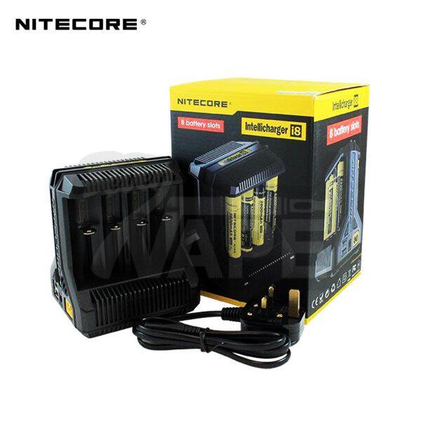 เครื่องชาร์จถ่าน Nitecore New i8 Charger 8 ช่อง [ แท้ ]