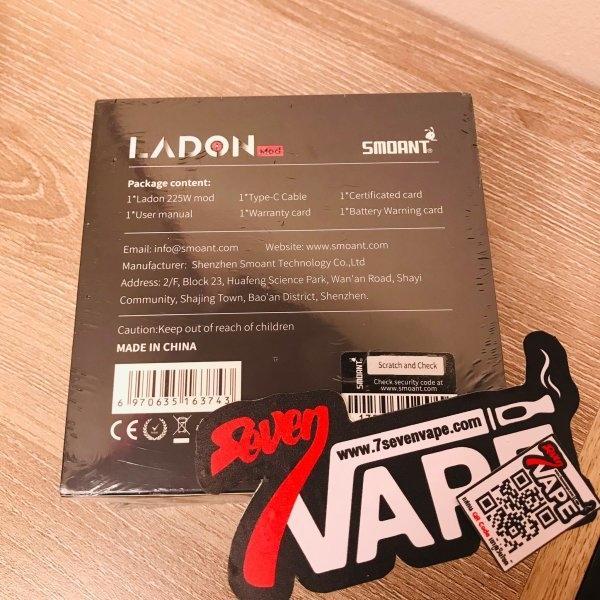 Smoant Ladon 225W Vapor Box