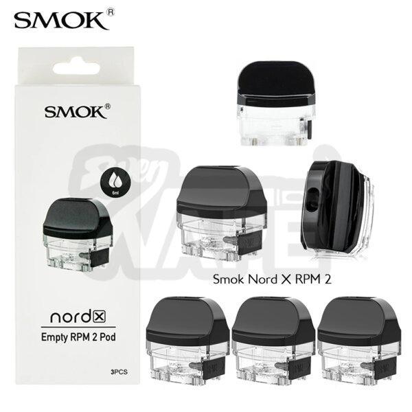 SMOK Nord X RPM & RPM 2 Replacement Pod | หัวพอดเปล่าสม็อคนอร์ดเอ็กซ์