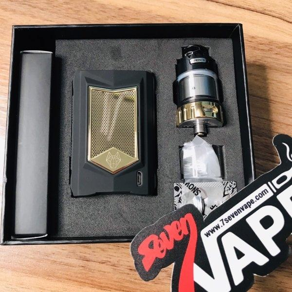 Snowwolf Mfeng Baby 80W Kit Wolf Mini Tank