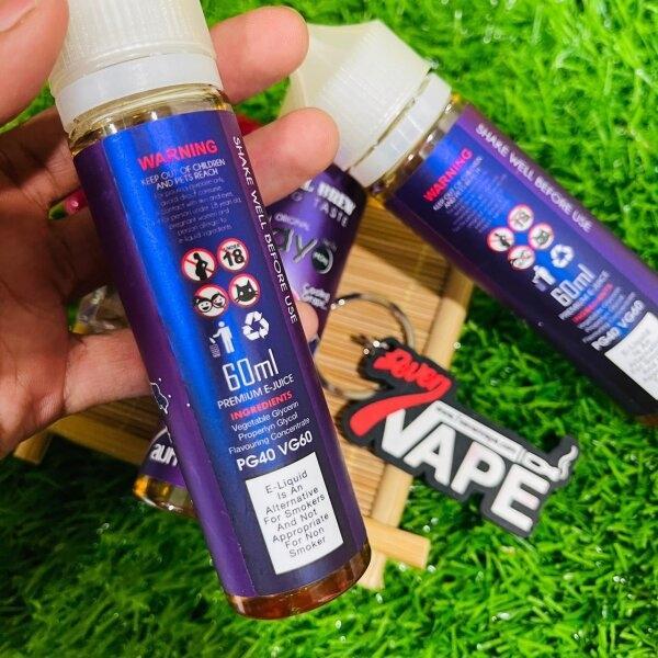 เพลย์องุ่น | Play Cooling Grape 60ml