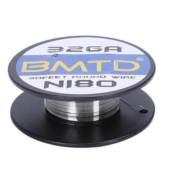 ลวดม้วน BMTD Ni80 30Feet Round Wire