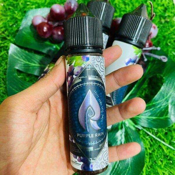 องุ่นโซดา | Purple Rain Grape Soda Salt Nic 60ml