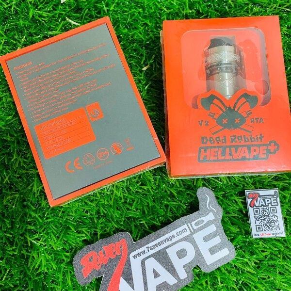 Hellvape Dead Rabbit V2 RTA 25mm [ แท้ ]
