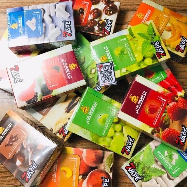 ยาบารากุกลิ่นเชอรี่ | Al Fakher Shisha Cherry Flavour