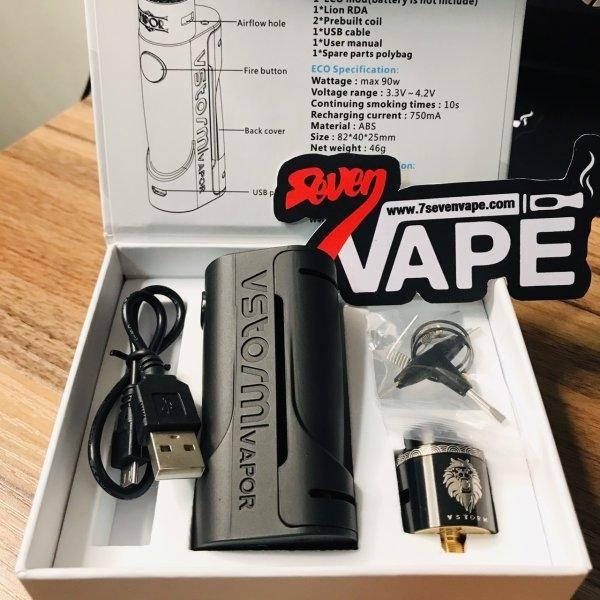 Vapor Storm ECO Kit 90W
