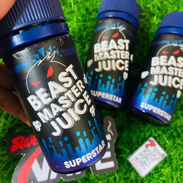 แบล็คเคอเร้นเบอรี่ | Beast Master Juice Superstar 100ml