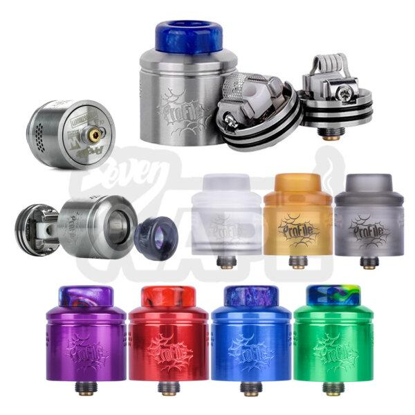 อะตอม Wotofo Profile 24mm RDA [ Clone 1:1 ]​​​​​​​