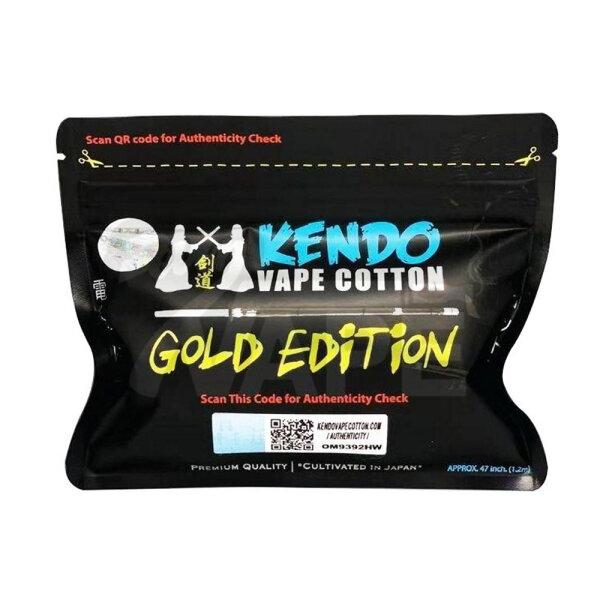 สำลี Kendo Vape Cotton Gold Edition [ แท้ ]