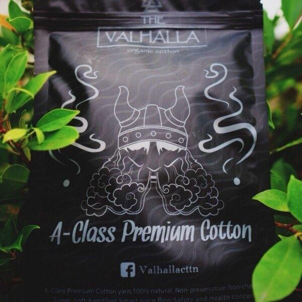 สำลี The Valhalla Organic Cotton [ แท้ ]