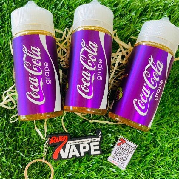 โค้กองุ่น   Coca Cola Grape 100ml
