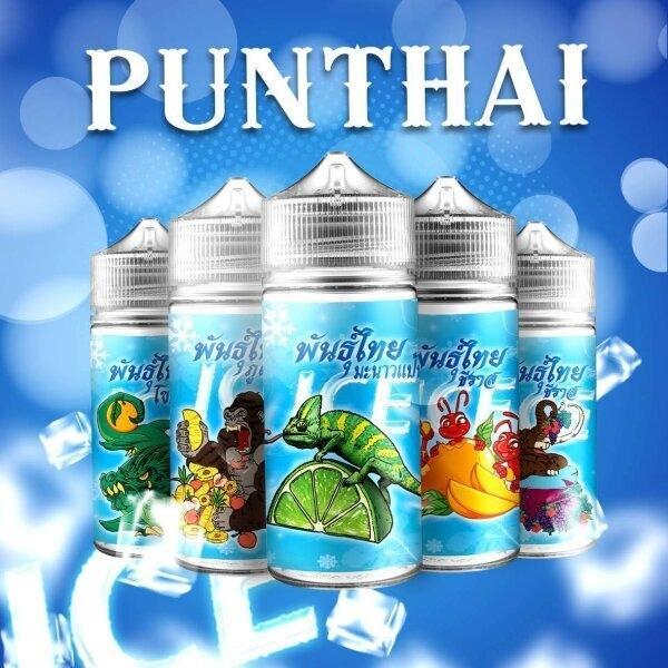 Punthai Pikulthong Mango Ice 100ml