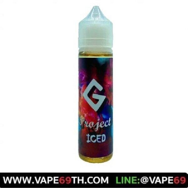 G Project Fruit Factory ice 60ml