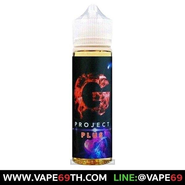 G Project Plus 60ml