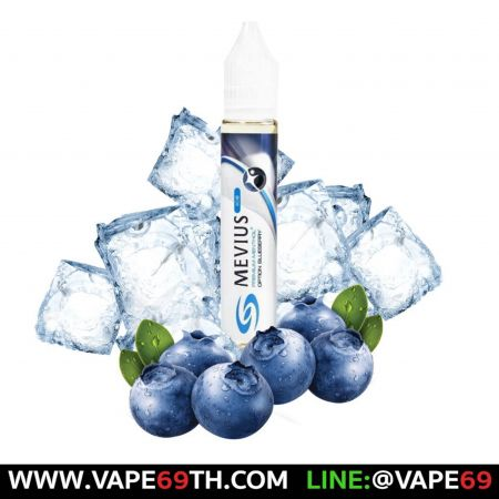 Mevius Ice Option Blueberry Freebase 30ml