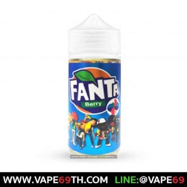 Fanta Berry Freebase 100ml