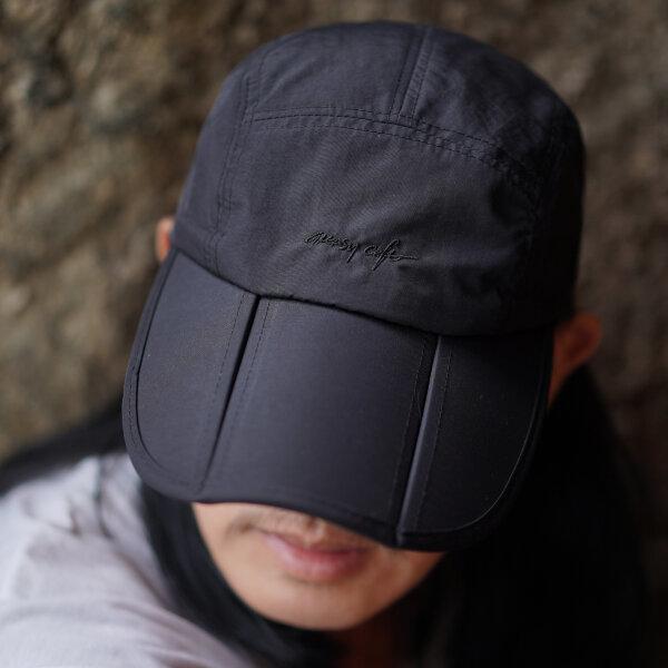 Greasy Cafe Foldable UV Cap