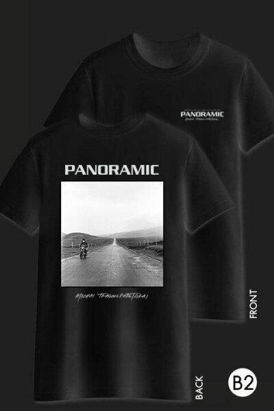 Panoramic Photo T-shirt