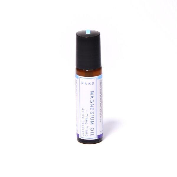 โรลออนนวดตัวแมกนีเซียมออลย์ สารสกัดจากธรรมชาติจากลูกประคบนวดไทย ผสมผสาน Essential Oil ดอกกระดังงาจากประเทศมาดากัสการ์