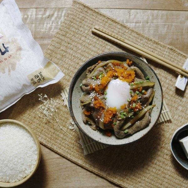 ข้าวตราซาจิ ข้าวญี่ปุ่น 100% (ขนาด 5 กก.)
