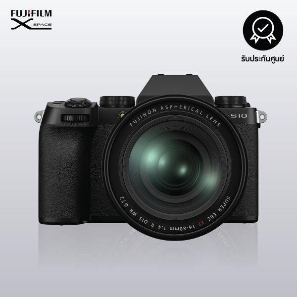 FUJIFILM X-S10 /KIT16-80mm