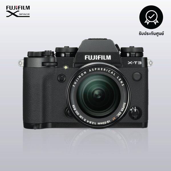 FUJIFILM X-T3/KIT18-55mm (Black)