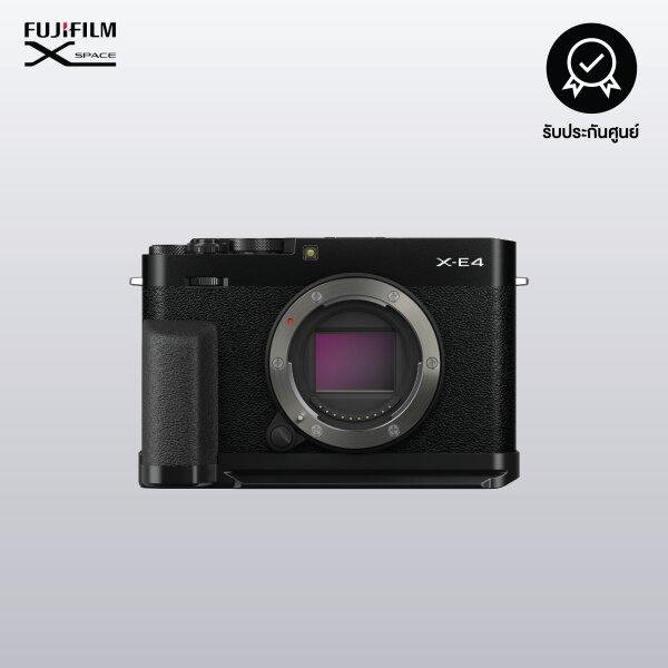 FUJIFILM X-E4 (BLACK)/KIT Accessory