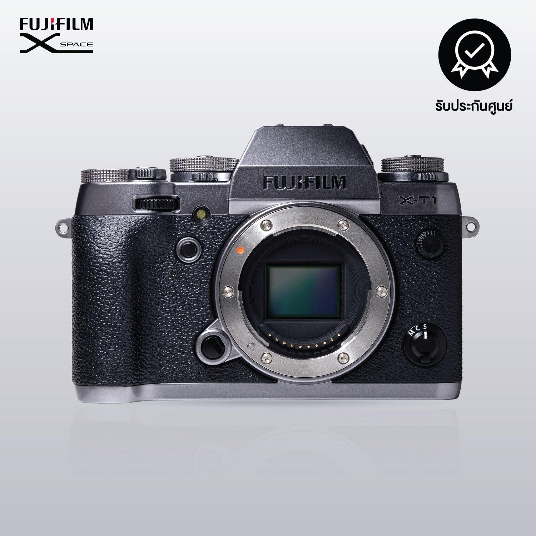 FUJIFILM Camera X-T1 Body (Graphite)  [กล่อง Packaging มีตำหนิ]