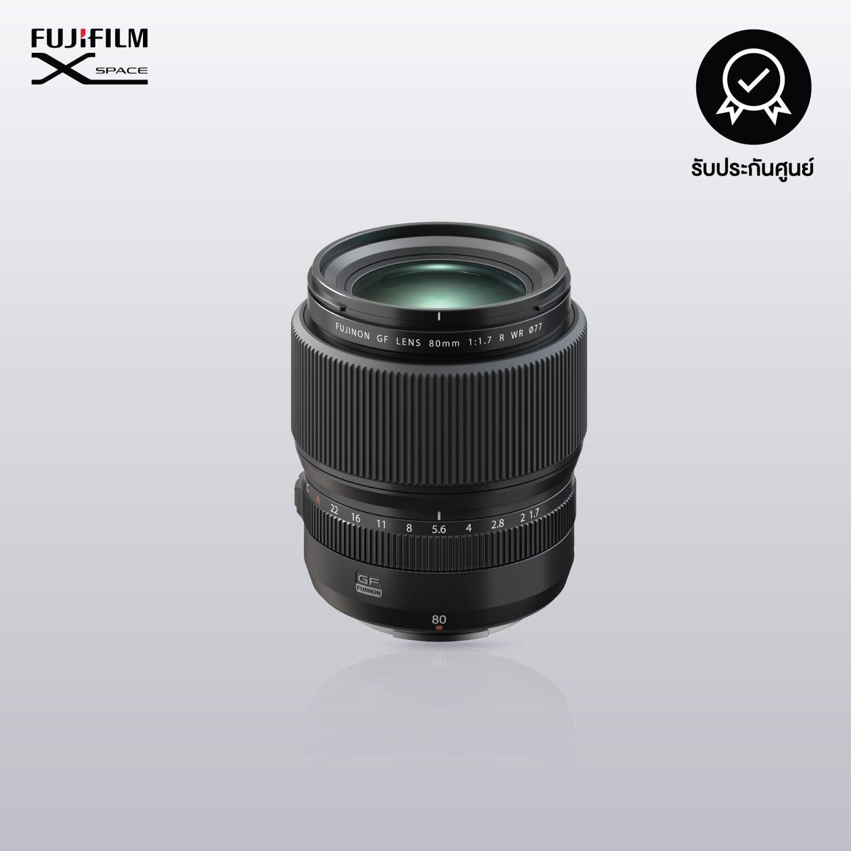 FUJINON GF80mmF1.7 R WR