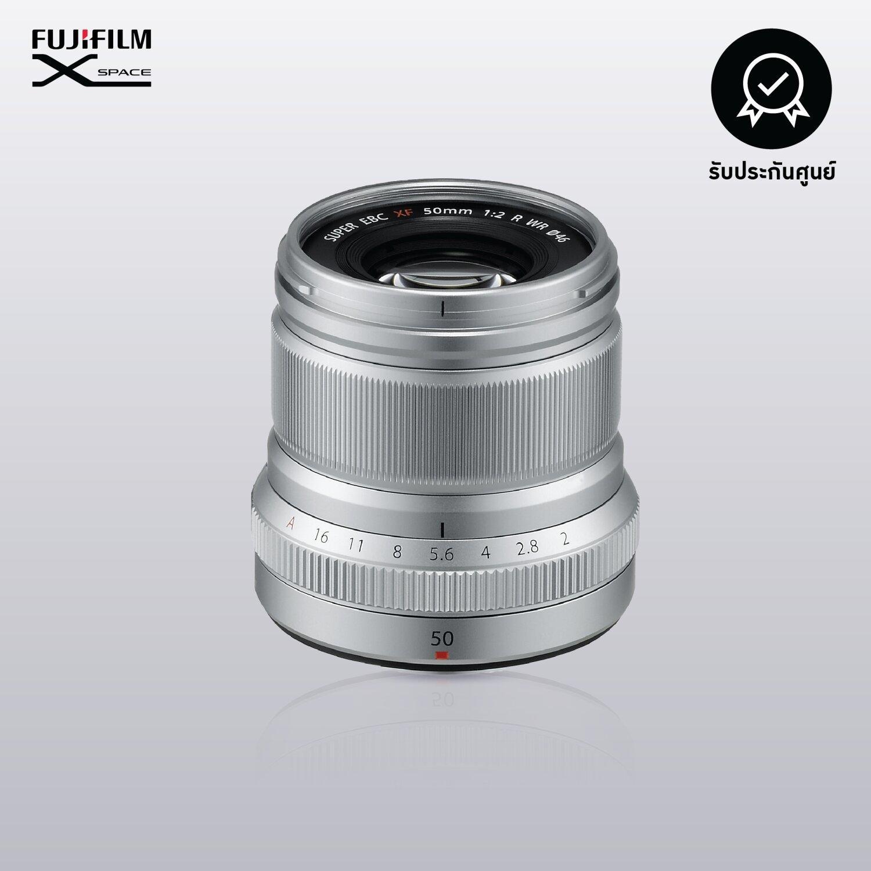 XF50mmF2 R WR (Silver)