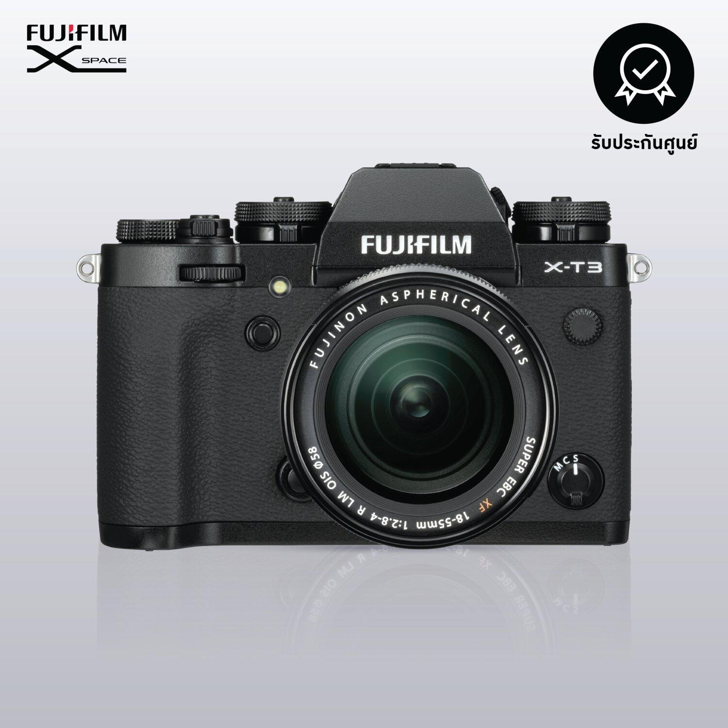 FUJIFILM X-T3/KIT18-55mm (Black)