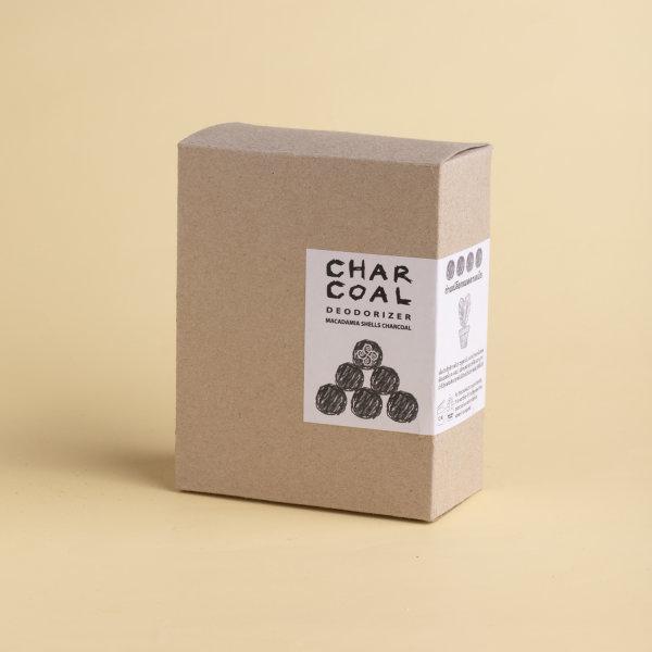 Deodorizer : Macadamia Shells Charcoal