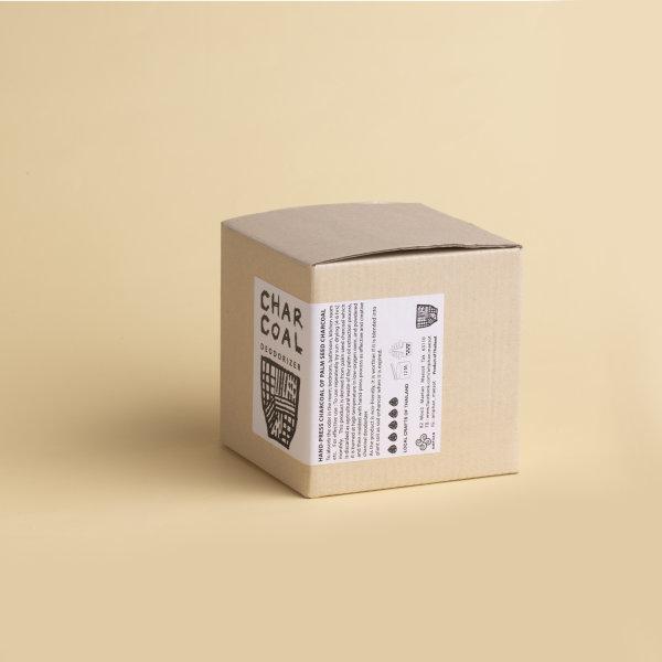 Charcoal Deodorizer : กะลา