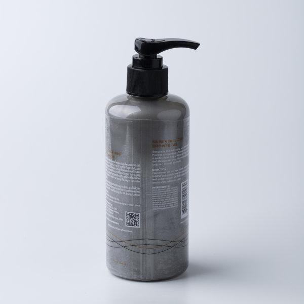 เนเชอรัล มิเนอรัล เคลย์ ชาวเวอร์ เจล (Natural Mineral Clay Shower Gel)