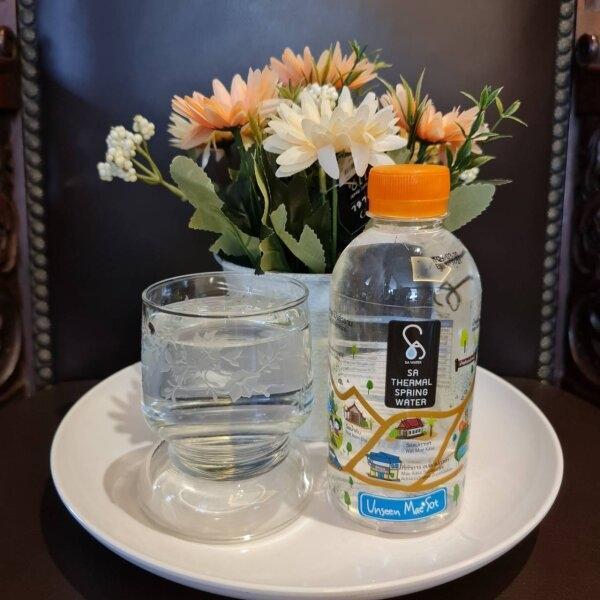 SA น้ำแร่ธรรมชาติ