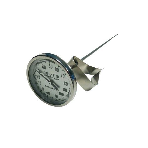 Tel-Tru Bimetal Thermometer รุ่น LT225R 2310-12-74