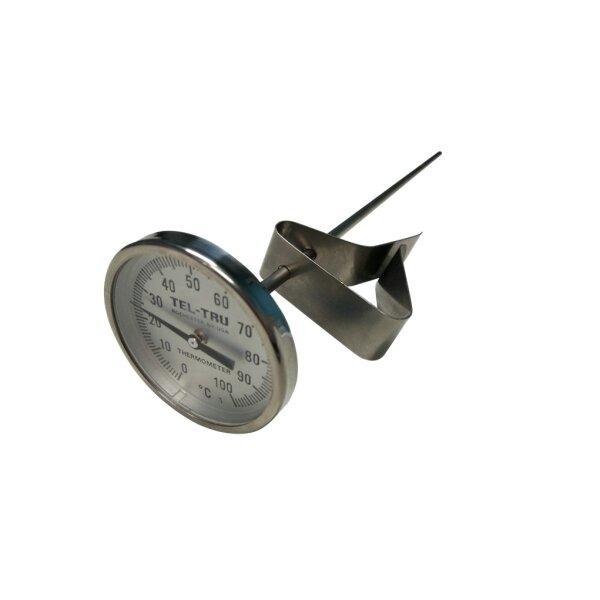 Tel-Tru Bimetal Thermometer รุ่น GT100R 1610-08-76