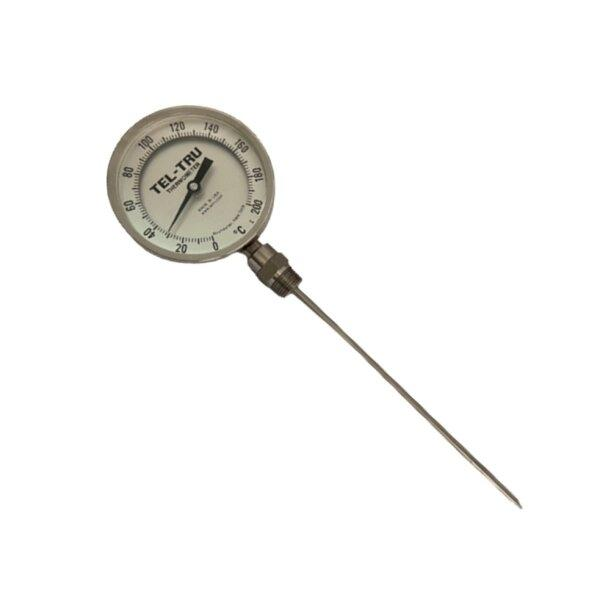Tel-Tru Bimetal Thermometer รุ่น BC450R 4610-09-78