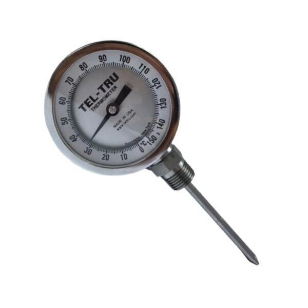 Tel-Tru Bimetal Thermometer รุ่น BC350R 3910-04-77