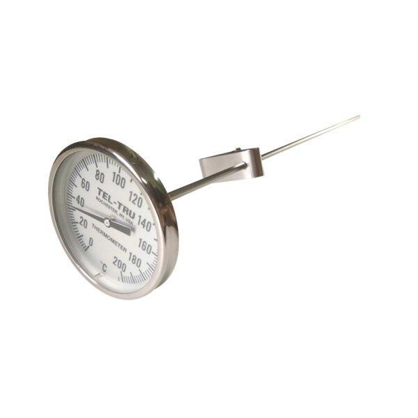 Tel-Tru Bimetal Thermometer รุ่น LT225R 2310-18-78