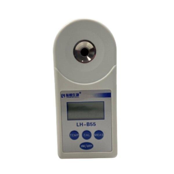 เครื่องวัดความหวาน Digital Brix Meter — Sugar Refractometer Model 12221 (LH-B55)