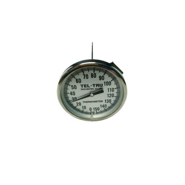 Tel-Tru Bimetal Thermometer รุ่น LT225R 2310-08-77