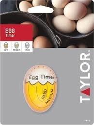 เครื่องจับเวลาต้มไข่  Taylor Color Change Egg รุ่น 5860 จัดส่งฟรี!! เมื่อใช้โค้ดส่วนลด CODE : JKS0001