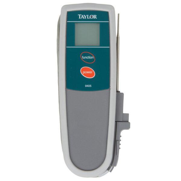 วัดอุณหภูมิ Taylor Food Thermometer K-Type Thermocouple Laser รุ่น 9405